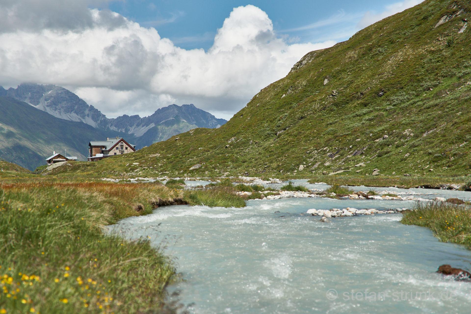 Stefan Strunk- Ausbildung Bergsteigen 2020