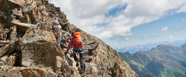 Ausbildung Bergsteigen 2020