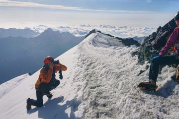 Stefan Strunk. Private Photographer & Film Maker. Enthusiastic Climber & Mountaineer.