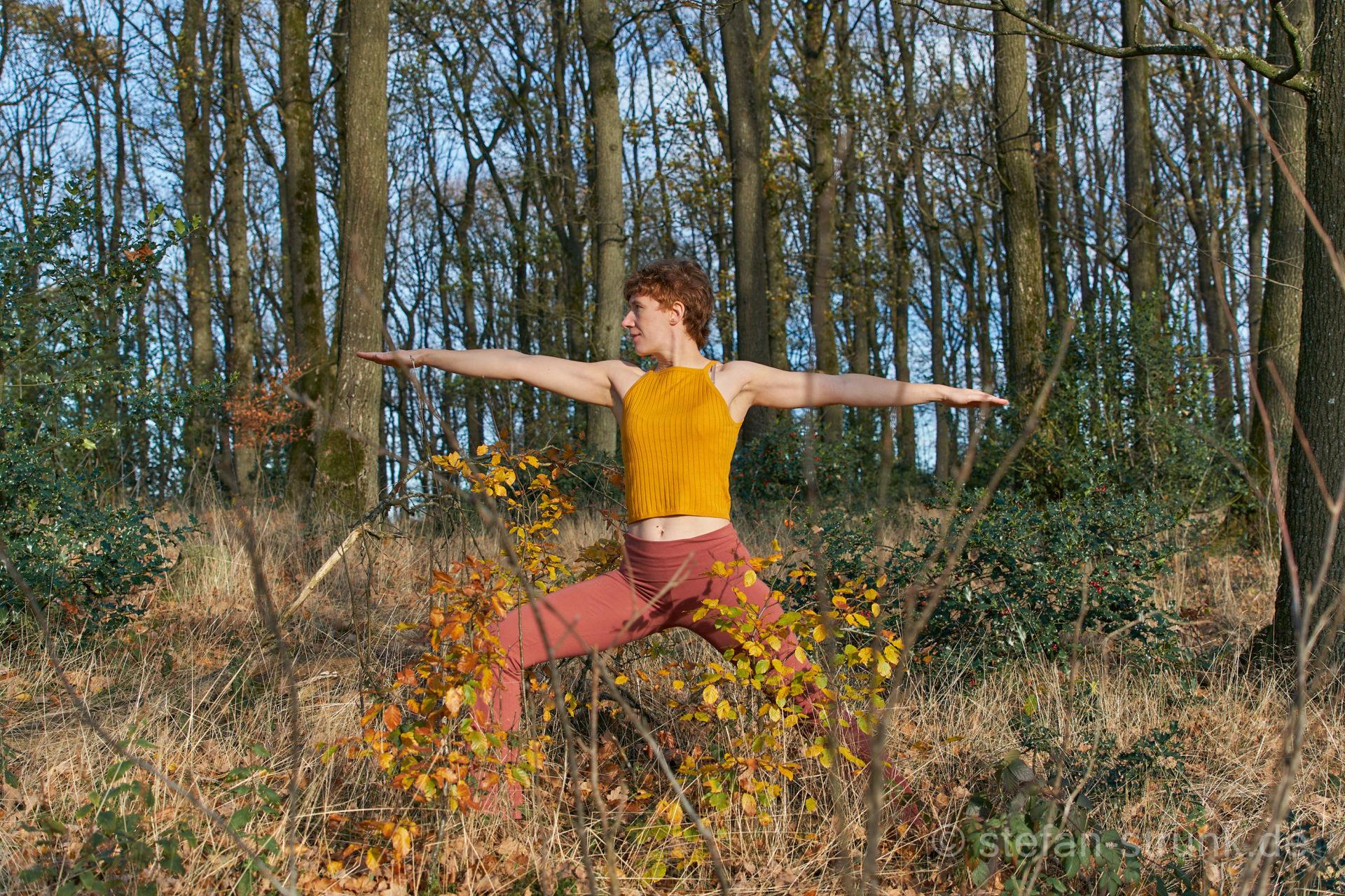 Stefan Strunk - Ilka Yoga - Wuppertal Cronenberg