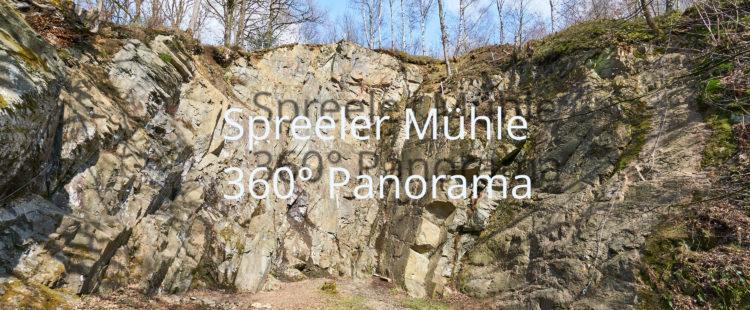 Klettergarten Spreeler Mühle 360°